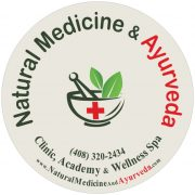 Natural Medicine and Ayurveda logo