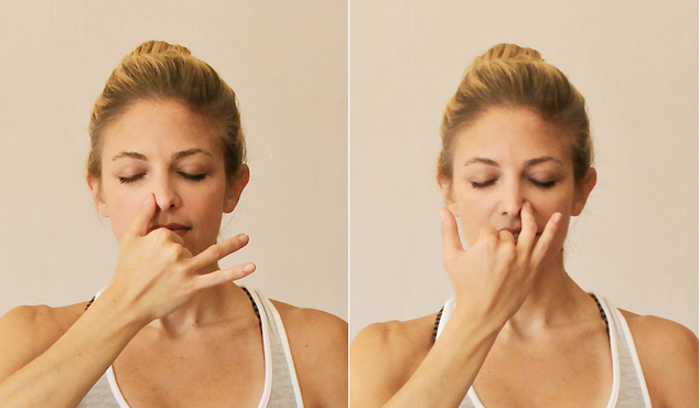 alternate nostril breathing, pranayama, breathing exercises