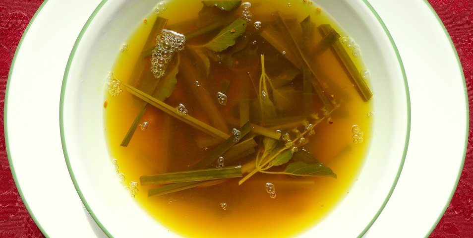 herb tea for cold